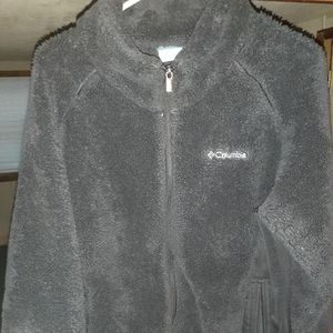 Columbia fleece womens size XL